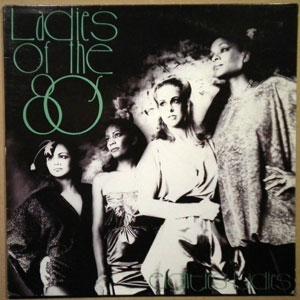 LADIES OF THE 80'S - Eighties ladies - 33T
