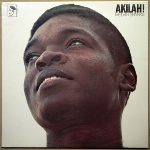 MELVIN SPARKS - Akilah! - LP