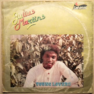 JULIUS MARTINS - Young lovers - LP