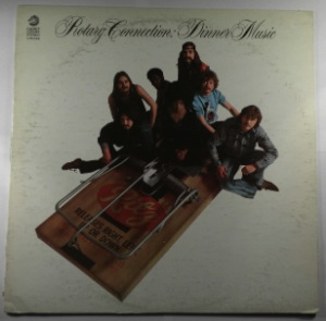 ROTARY CONNECTION - Dinner Music - LP