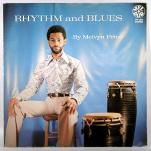 MELVYN PRICE - Rhythm & Blues - LP