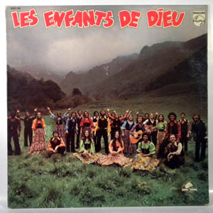 LES ENFANTS DE DIEU - Same - LP