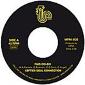 LEFTIES SOUL CONNECTION - Fais do-do / Moof nix - 7inch (SP)