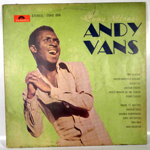 Andy Vans Come Closer
