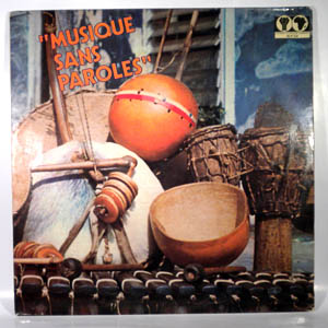 MUSIQUE SANS PAROLES - Same - LP