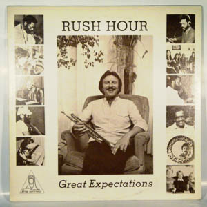 RUSH HOUR - Great Expectations - LP