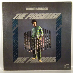 HERBIE HANCOCK - The Prisonner - LP