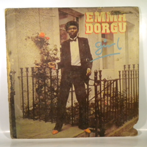 EMMA DORGU - Girl - LP