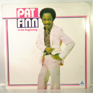 PAT FINN - In the beginning - LP