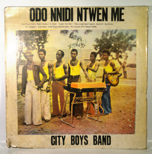 City Boys Band Owuo Aye Bone