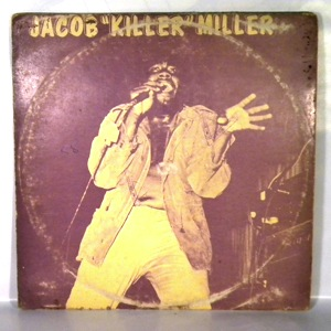 JACOB MILLER - Jacob 'Killer' Miller - LP