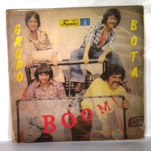 GRUPO BOTA - Boom! - LP