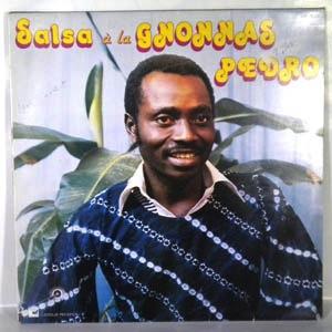 GNONNAS PEDRO - Salsa A La Gnonnas Pedro - LP