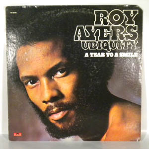 ROY AYERS - A Tear To A Smile - LP