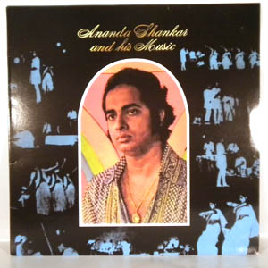 ANADA SHANKAR - And His Music - 33T