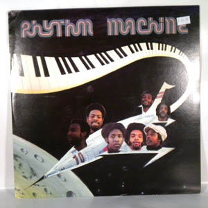 RHYTHM MACHINE - Same - LP x 2
