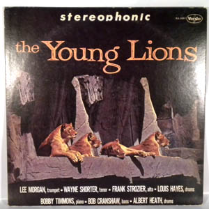 THE YOUNG LIONS - Same - LP