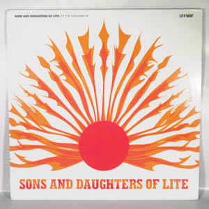 SONS AND DAUGHTERS OF LITE - Same - LP