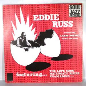 EDDIE RUSS - Fresh Out - LP