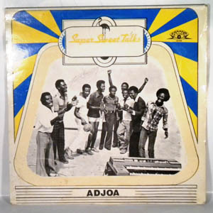 SUPER SWEET TALKS - Adjoa - LP