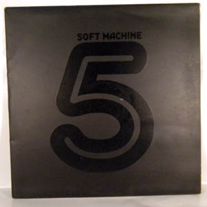 SOFT MACHINE - 5,00 - 33T