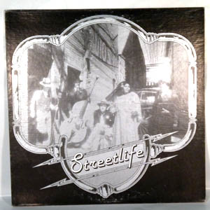 STREETLIFE - Same - LP