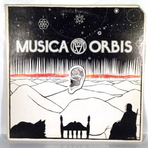 MUSICA ORBIS - To The Listeners - LP