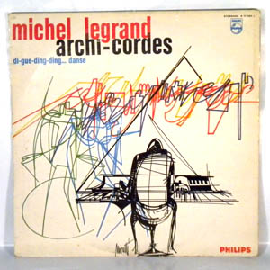 MICHEL LEGRAND - Archi-Cordes - LP