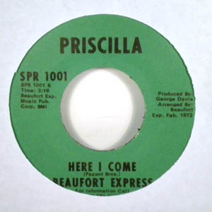 BEAUFORT EXPRESS - Here I come / You got to do your best - 45T (SP 2 titres)