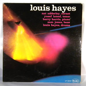 LOUIS HAYES - Same - LP