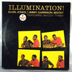ELVIN JONES JIMMY GARRISON SEXTET - Illumination! - LP