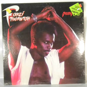 FONZI THORNTON - Pumpin' - LP