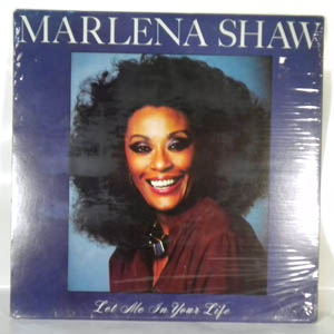 MARLENA SHAW - Let me in your life - LP