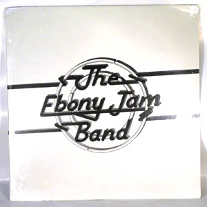 THE EBONY JAM BAND - Same - LP