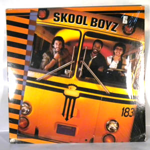 SKOOL BOYZ - Same - LP
