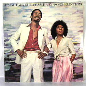 JIMMIE AND VELLA CAMERON - Song painters - LP