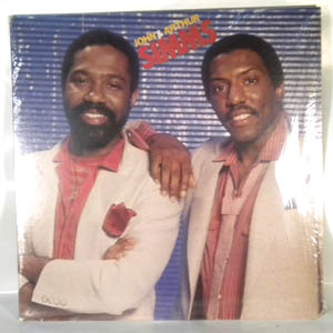 JOHN & ARTHUR SIMMS - Same - LP