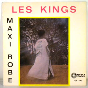 LES KINGS - Maxi robe / A kas madam hile - 7inch (SP)
