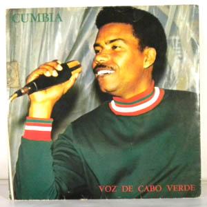 VOZ DE CABO VERDE - Cumbia - 7inch (SP)