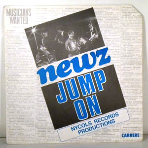 NEWZ - Jump On - 7inch (SP)