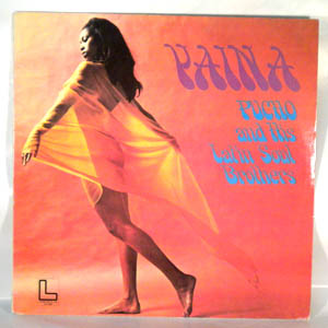 PUCHO AND HIS LATIN SOUL BROTHERS - Yaina - LP