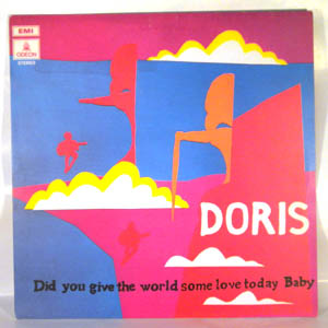 DORIS - Did You Give The World Some Love Today Baby - 33T