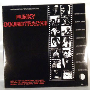 VARIOUS - Funky Soundtracks - 33T