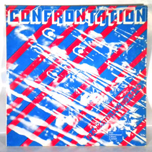 FRANK STERLING BIG BAND - Confrontation - LP