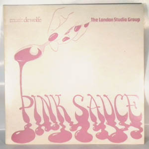 THE LONDON STUDIO GROUP - Pink sauce - LP