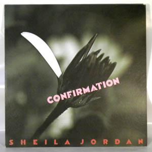 SHEILA JORDAN - Confirmation - LP