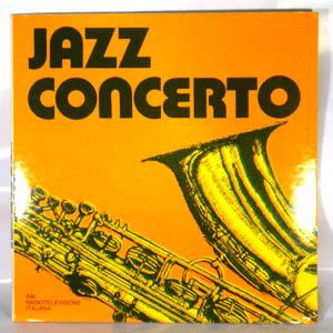 ORCHESTRA DELLA RADIOTELEVISIONE ITALIANA - Jazz Concerto - LP
