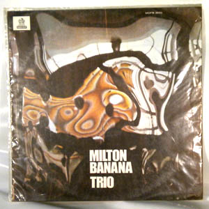 MILTON BANANA - Same - LP