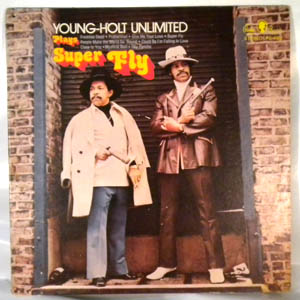 YOUNG HOLT UNLIMITED - Plays Superfly - 33T