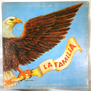 LITTLE JOE & LA FAMILIA - Para La Gente - LP